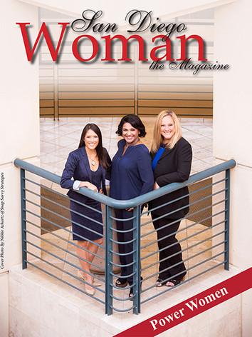 POWER WOMEN COVER