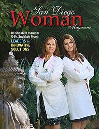 Dr Shashita Inamdar and Dr Sudi Moein.jp