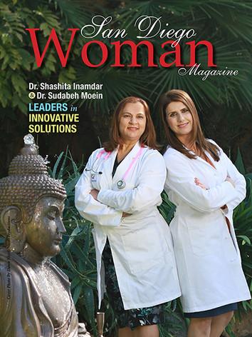 Dr Shashita Inamdar and Dr Sudi Moein