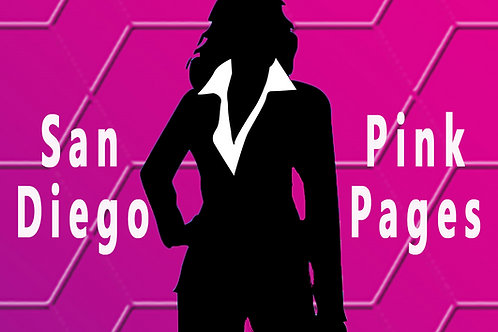 The San Diego Pink Pages