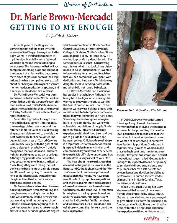 Dr. Marie Brown-Mercadel pg 1.jpg