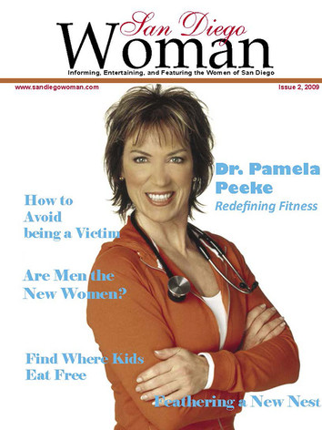Dr. Pamela Peeke