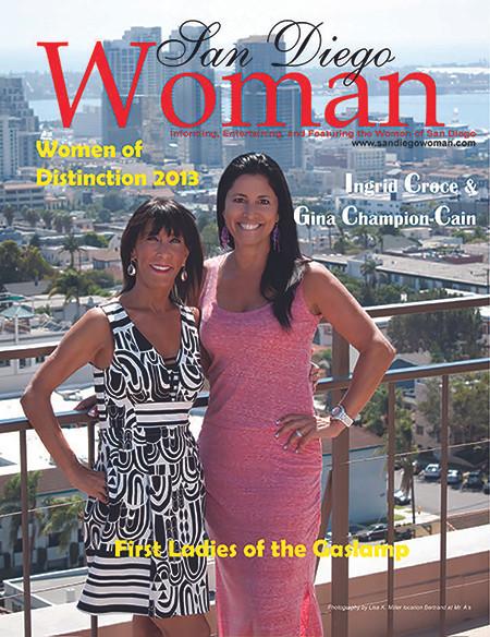 Ingrid Croce & Gina Champion Cain