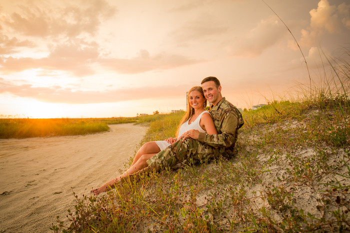 Anniversary Photos on Siesta Key