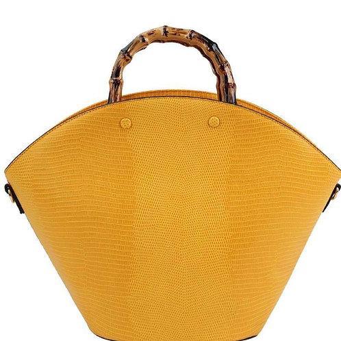 Virago Shell Bucket Handbag