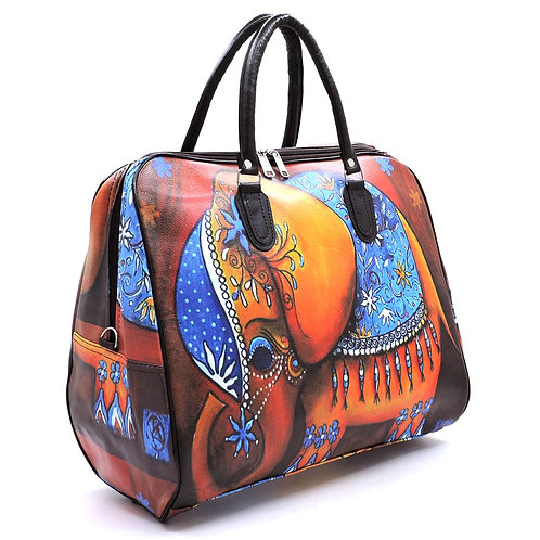 Overnight Weekend Tote Handbag