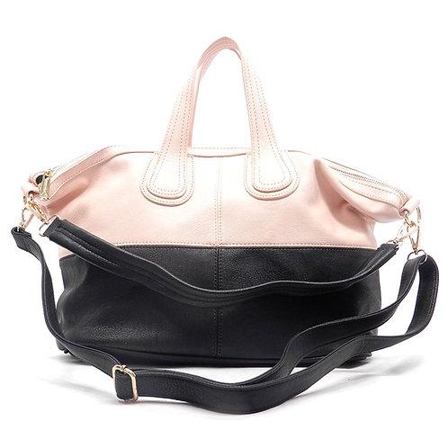 Cosmo-Pink Fashion Handbag