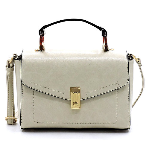Envelope Flap Crossbody Bag Satchel