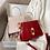 Thumbnail: Stone Pattern Mini Shoulder Handbag