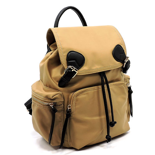 2 in 1 Nylon Backpack