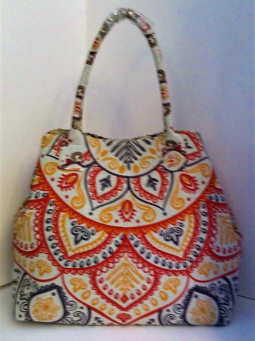 India's Handmade Mandala Handbags
