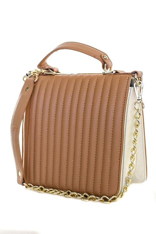 Nila  Anthony Classic Elegant Satchel Messenger Bag