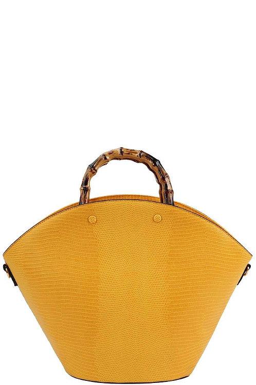 Shell Bucket Handbag
