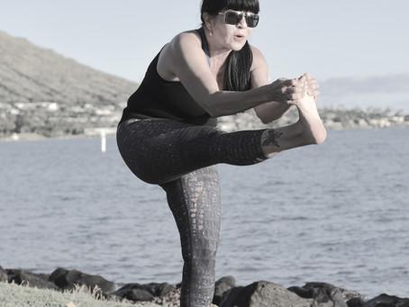 Healing through yoga: By Carolyn Rose