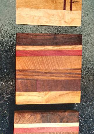Charles Spooner Mini cutting boards 4.5i