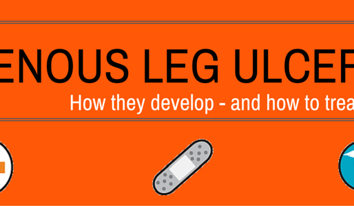 How Venous Leg Ulcers Develop - And How To Treat Them