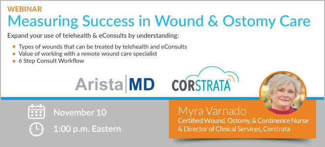 Wound & Ostomy Consults for Primary and Specialty Care Physicians