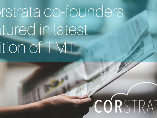 Corstrata Co-Founders Published in TeleHealth & Medicine Today