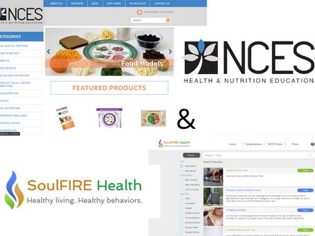 NCES and SoulFIRE Health Partner For Digital Distribution