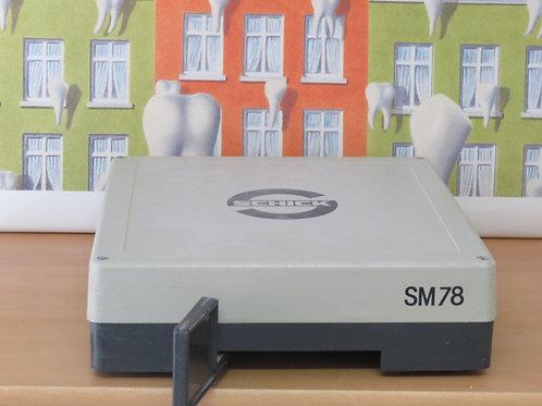 schick SM78 voetbed