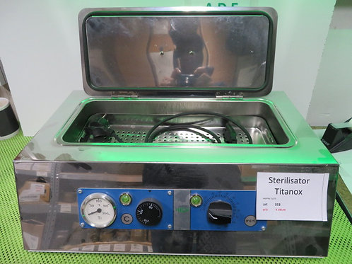 Sterilisator Titanox