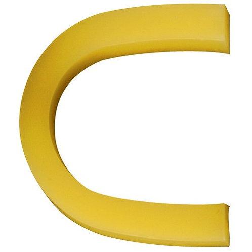 Waswallen FDP geel