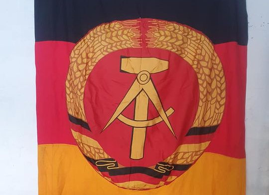 Large East German DDr Banner