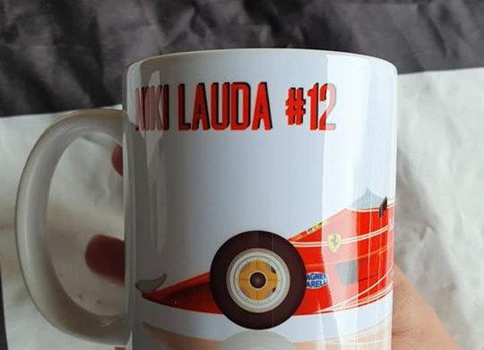 Niki Lauda mugs