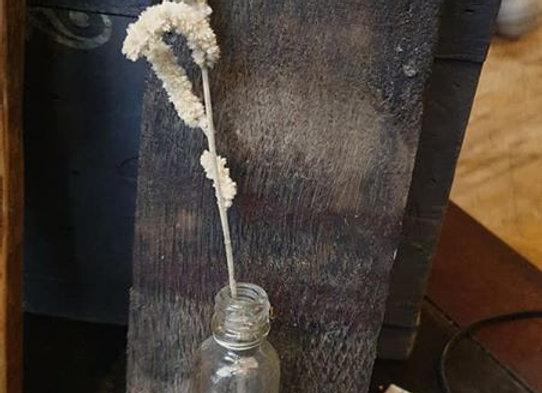 Vintage bottle holders