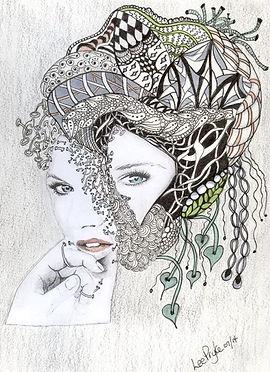 Original Art by Lee Pryke