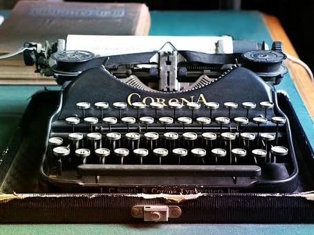 Writing makes me Happy