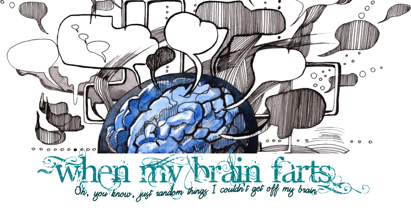 Brain farts