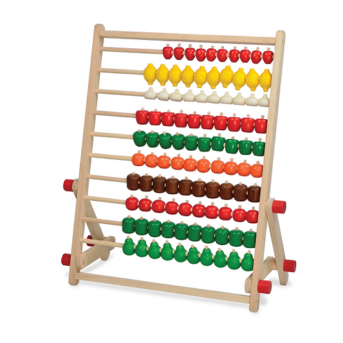 Fruites And Vegetable Counting Frame