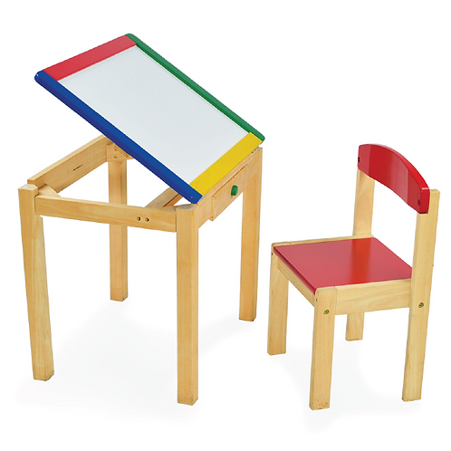 Drawing Desk And Chair
