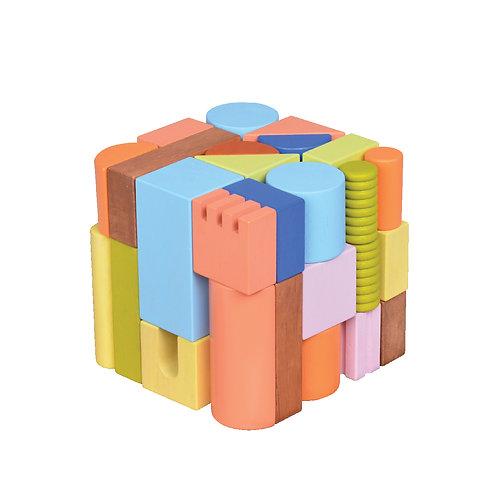 Mini Blocks Cube Colorful