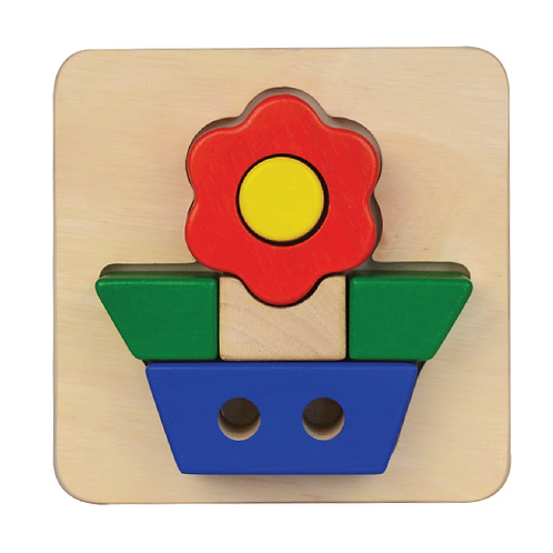 Flower Tray Puzzles