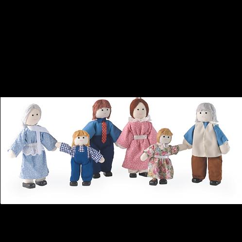 Urban Doll Family
