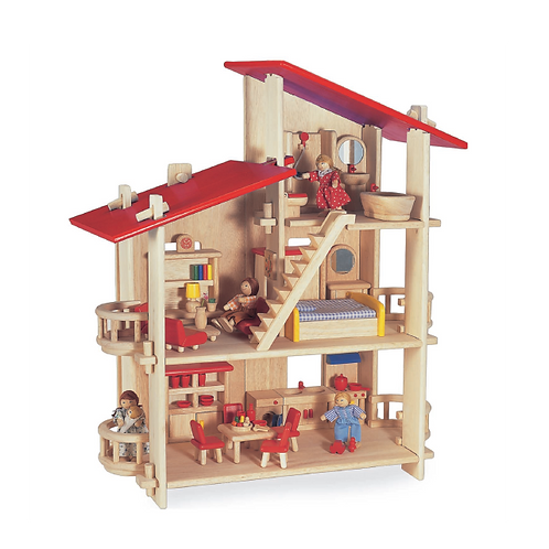 Multi Level Doll House