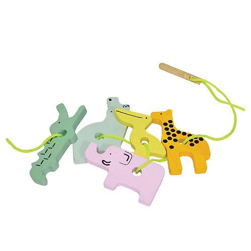 String Animals Figures