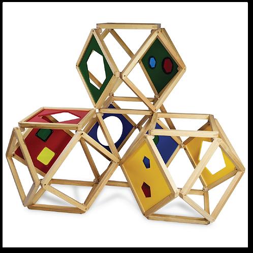 Modular Climbing Cube