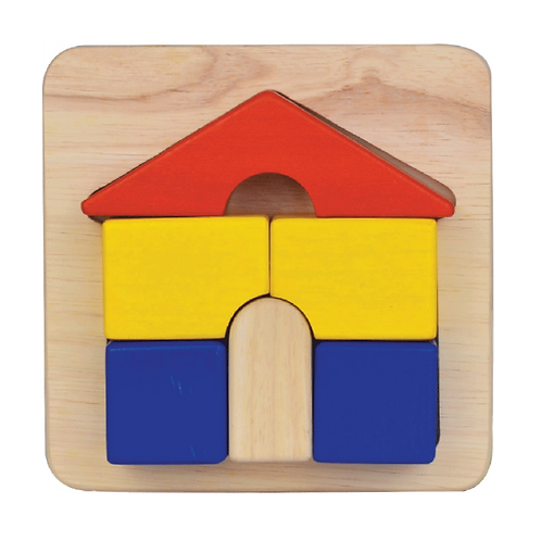 House Tray Puzzles