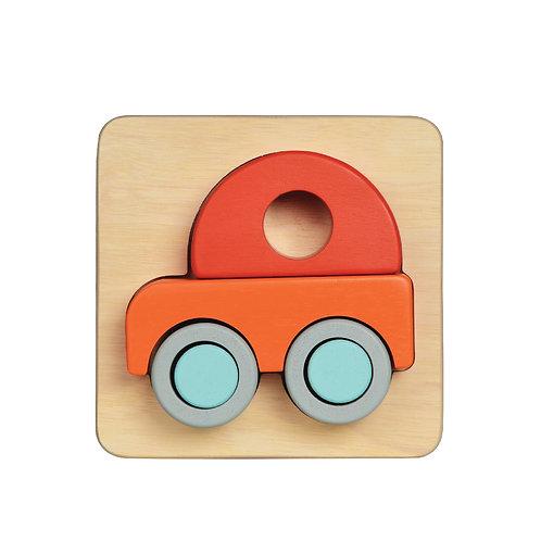 Car Tray Puzzles