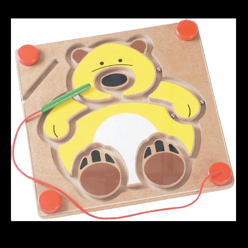 #34622 Bear Magnetic Maze