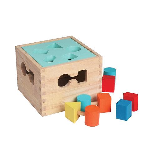 Shape Sorter Box