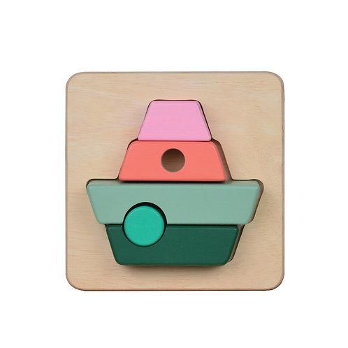 Boat Tray Puzzles