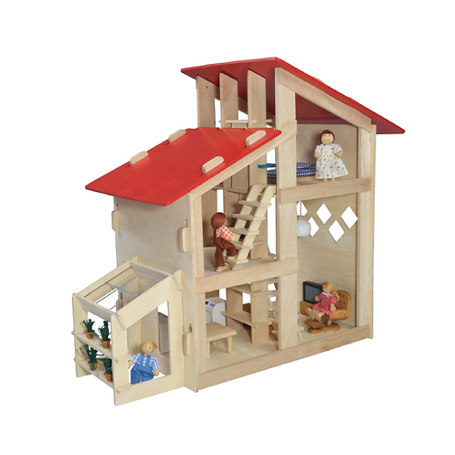 Double Space Dollhouse