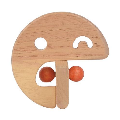 Emoji Rolling Rattle