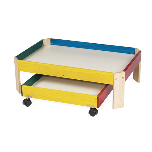 Activity Table with Drawer Trundle