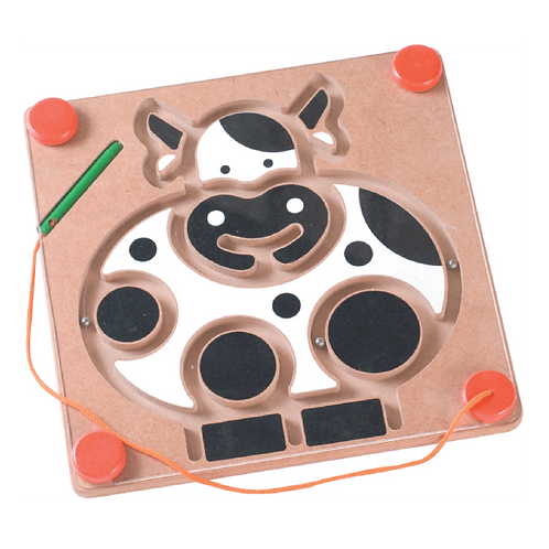 Cow Magnetic Maze