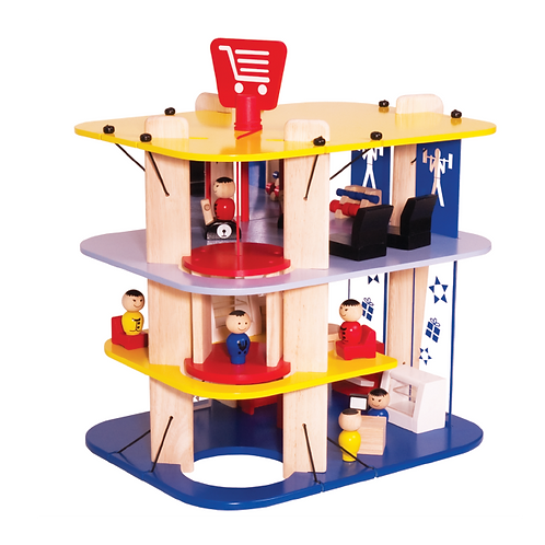 Shopping Mall Playset